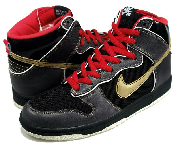 super popular 42c7e 50f99 Nike Dunks » nike-dunk-high-premium-sb-marshall-amp-black-metallic-gold-1